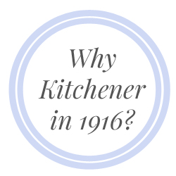 Click here to find out about the Kitchener 1916 project